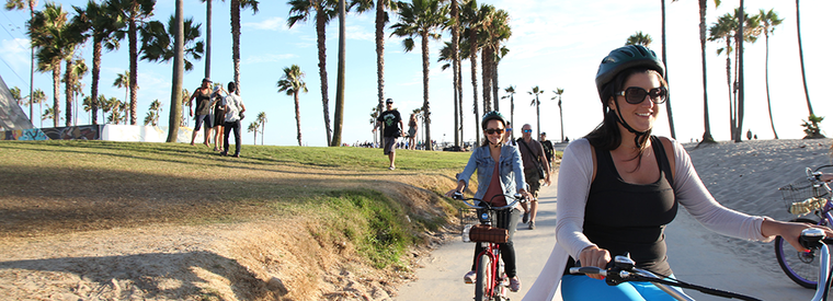 Top Los Angeles Walking & Biking Tours