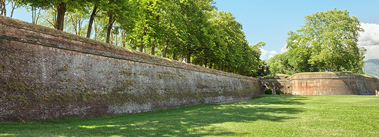 Top Lucca Walking & Biking Tours