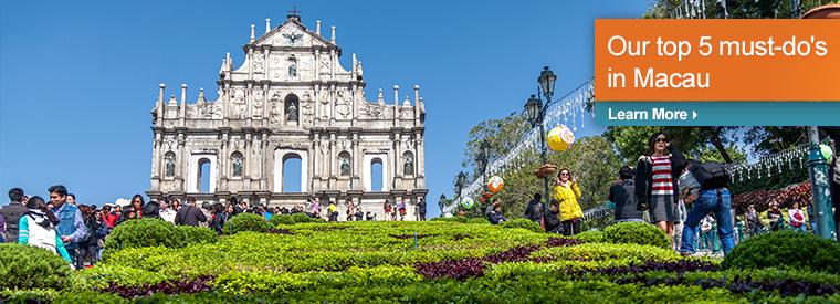 Macau Self-guided Tours & Rentals