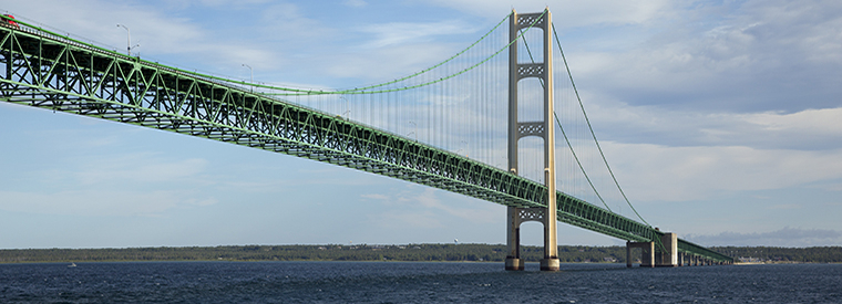 Top Mackinaw City Half-day Tours