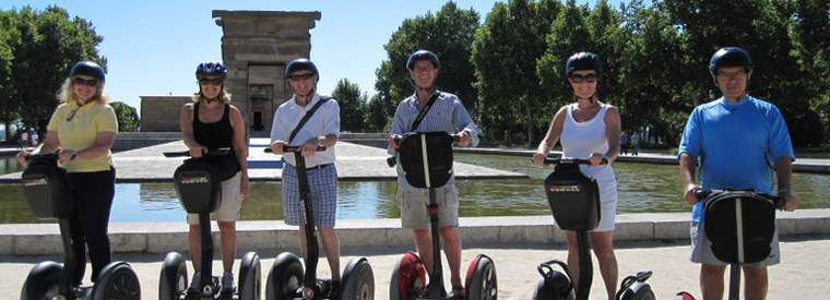 Madrid Segway Tours