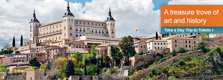 Top Madrid Day Trips & Excursions