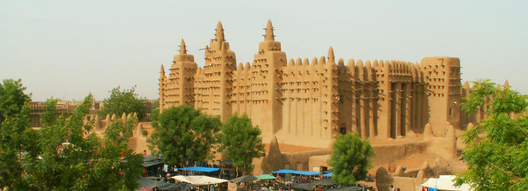 Top Mali Hiking & Camping