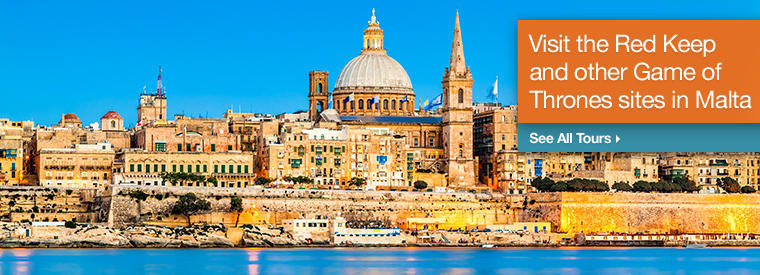 Malta Cruises, Sailing & Water Tours