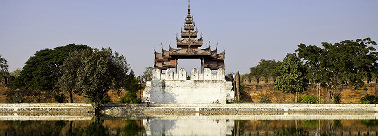 Mandalay Bike & Mountain Bike Tours