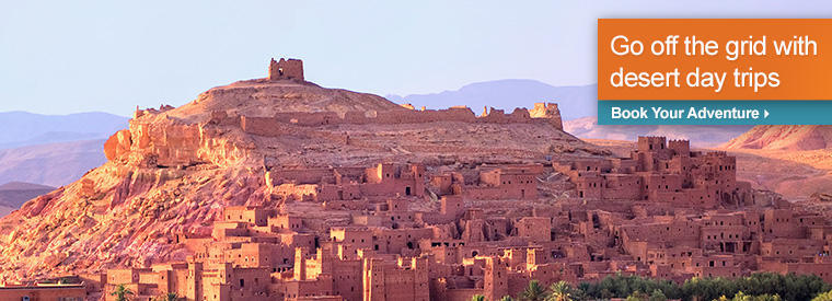 Marrakech Tours & Sightseeing