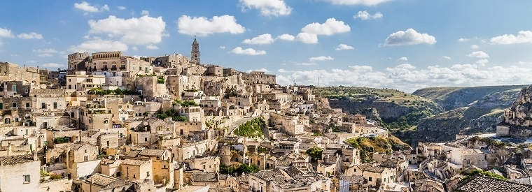 Top Matera Walking & Biking Tours