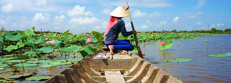 Top Mekong Delta Cultural & Theme Tours