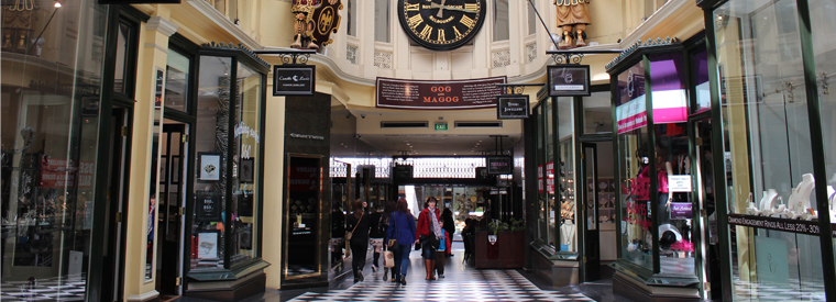 Melbourne Shopping Tours