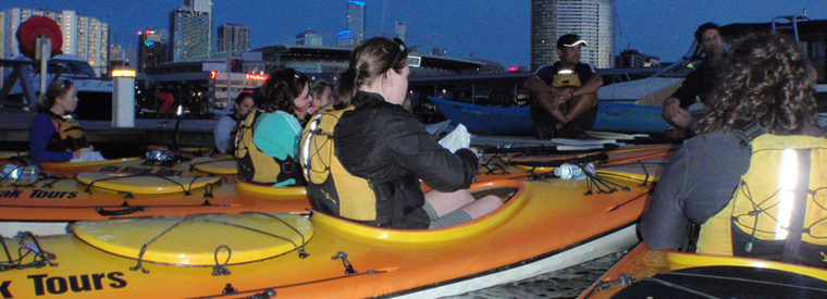 Melbourne Kayaking & Canoeing