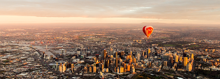 Top Melbourne Balloon Rides