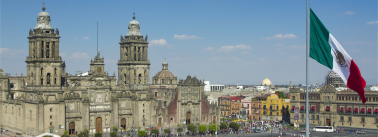 Mexico City Bus & Minivan Tours
