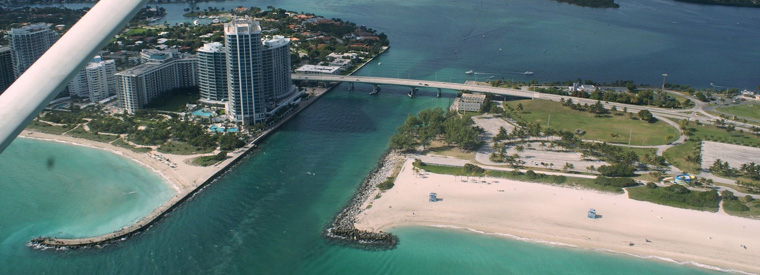 Top Miami Air, Helicopter & Balloon Tours