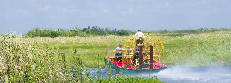 Top Miami Airboat Tours