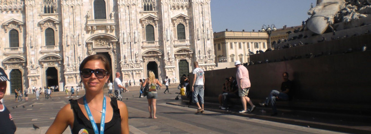 Milan Self-guided Tours & Rentals