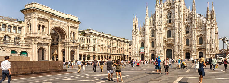 Top Milan Tours & Sightseeing