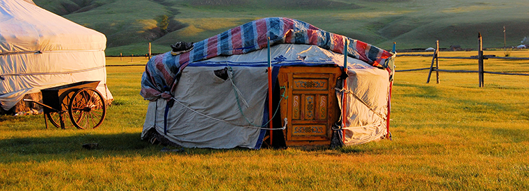 Mongolia Bike & Mountain Bike Tours