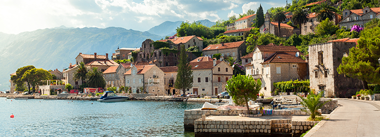 Top Montenegro Walking Tours