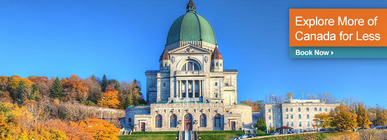 Montreal Self-guided Tours & Rentals