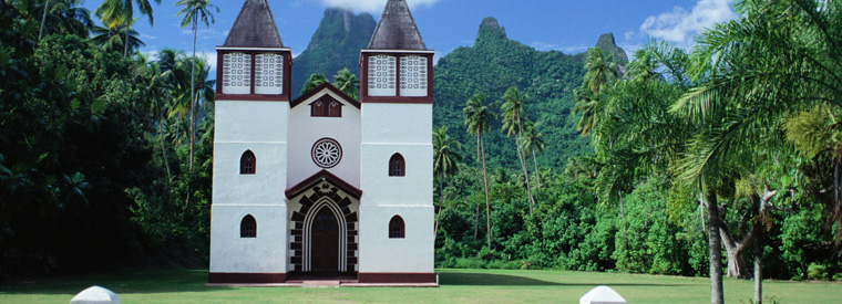 Top Moorea Plantation Tours