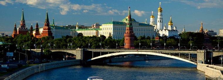 Moscow Cruises, Sailing & Water Tours