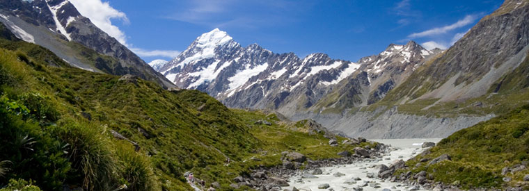 Mount Cook Air, Helicopter & Balloon Tours