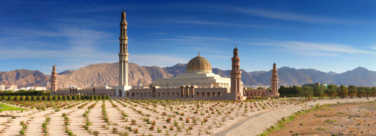 Top Muscat Night Tours