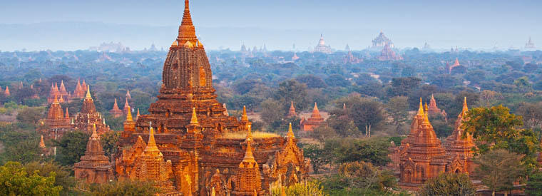 Top Myanmar Half-day Tours