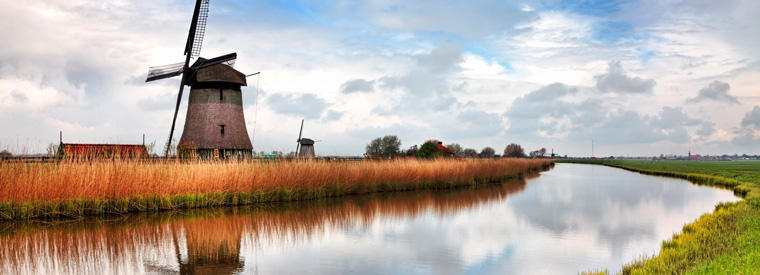 Top Netherlands Walking Tours