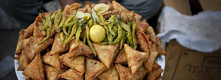 New Delhi Dining Experiences
