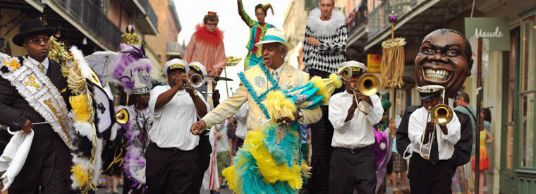 New Orleans Cultural & Theme Tours