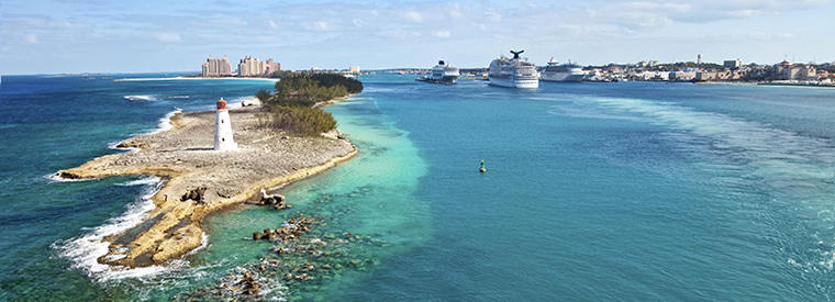 New Providence Island Cruises, Sailing & Water Tours