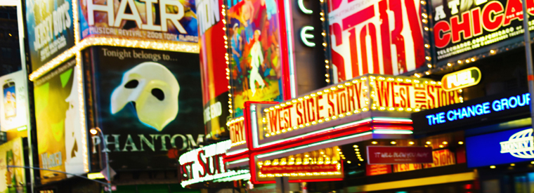 New York City Theater, Shows & Musicals