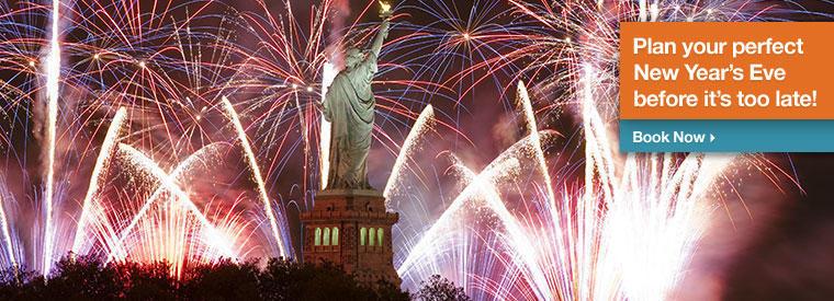 Top New York City New Years