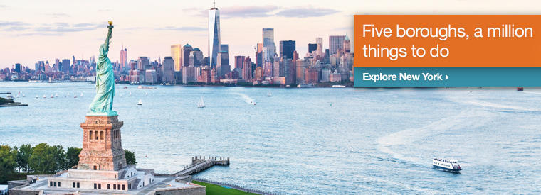 Top New York City Shore Excursions