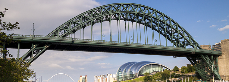Top Newcastle-upon-Tyne Hop-on Hop-off Tours