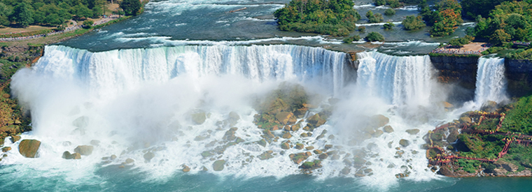 Top Niagara Falls Bus & Minivan Tours