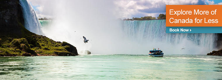 Niagara Falls & Around Walking & Biking Tours