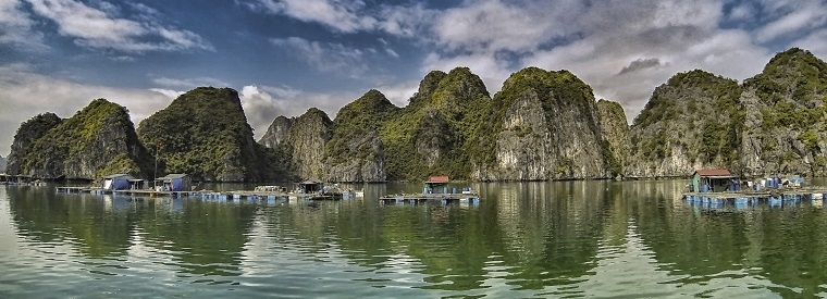 Northern Vietnam Cruises, Sailing & Water Tours