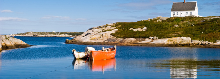 Top Nova Scotia Multi-day & Extended Tours