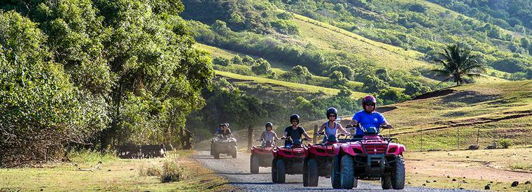 Top Oahu 4WD, ATV & Off-Road Tours