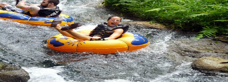 Ocho Rios White Water Rafting & Float Trips