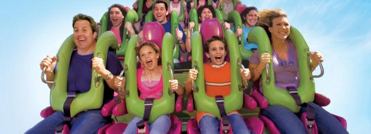 Top Orlando Universal Theme Parks