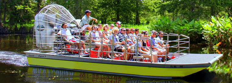 Top Orlando Airboat Tours
