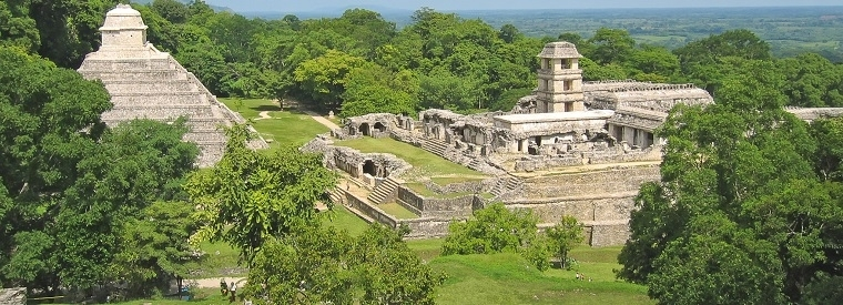 Top Palenque Full-day Tours