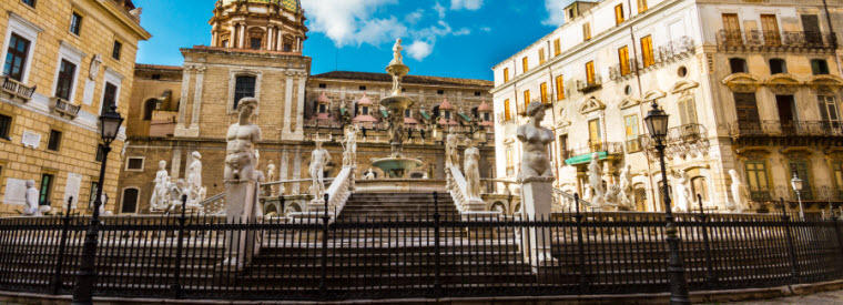 Top Palermo Half-day Tours