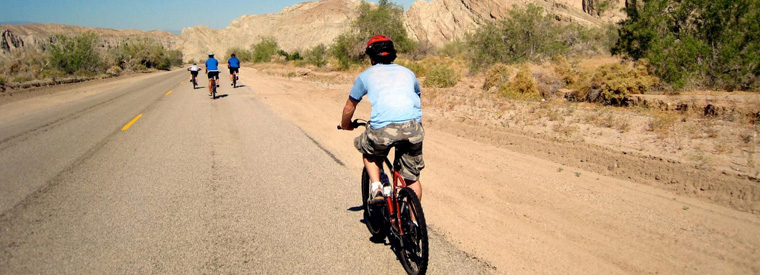 Palm Springs Bike & Mountain Bike Tours