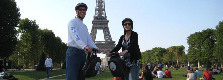 Paris Segway Tours