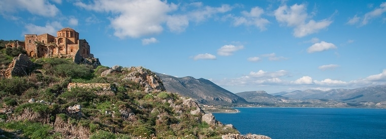 Top Peloponnese Walking & Biking Tours
