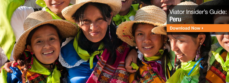 Top Peru Multi-day & Extended Tours